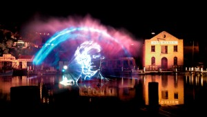 Shipwrecked Flagstaff Hill, Laser, Light, Water Screens Attraction - Laservision