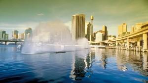2000 Olympics, Laser Billboarding, Multimedia Tourist Attraction - Laservision