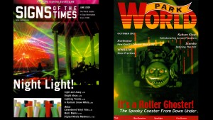 Everland, Movie World, Laser Light and Sound Shows - Multimedia Attraction - Laservision