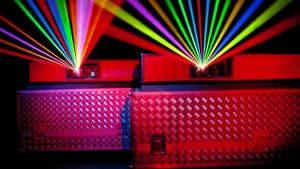 Laser, Light and Sound Shows, Architectural Lighting, Multimedia Attractions - Laservision