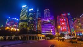 Hong Kong Architectural Lighting